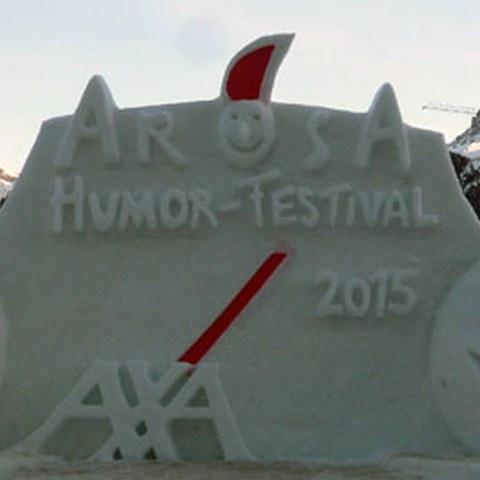 Arosa Humor-Festival 2015, 4.-6.12.2015