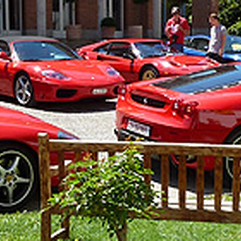 Ferrari Historic Club Lunch, 3.7.2011
