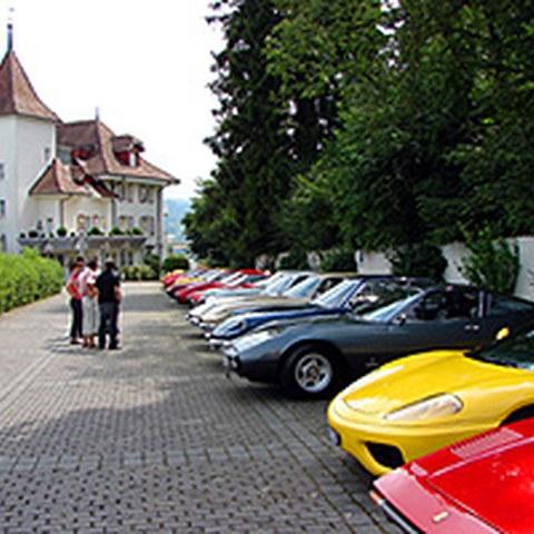 Ferrari Historic Club Lunch, 8.7.2006