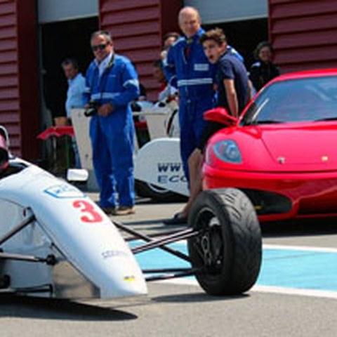 Journée pilotage au circuit de Bresse – mardi 17 juin 2014