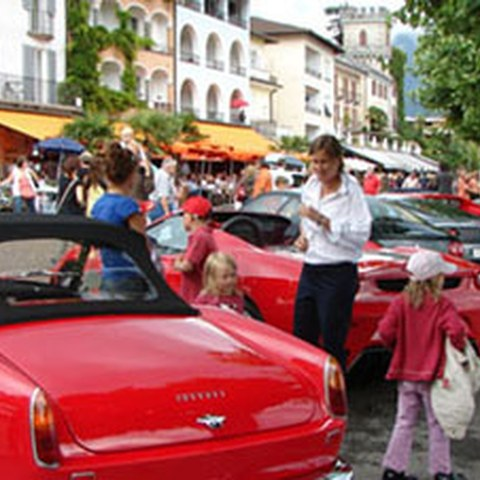 Ferrari Day Ascona, 12.7.2008