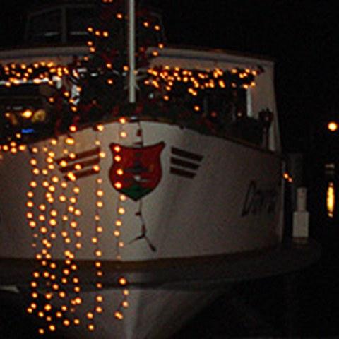Fondue Chinoise Schiff, 30.11.2007