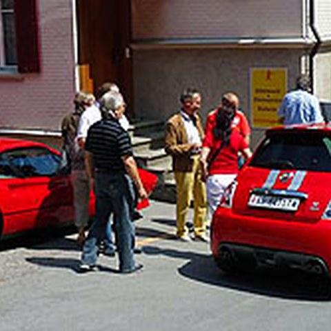 Frühlingsaufahrt, Sektionen Ostschweiz und Zürich Region, 7.5.2011