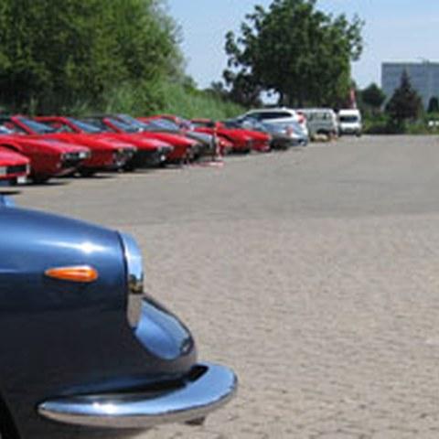 Ferrari Historic Club Lunch, 12.7.2015