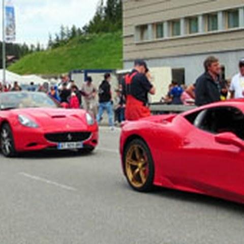 Ferrari Meeting Valbella / 13. Generalversammlung 13.6.2015